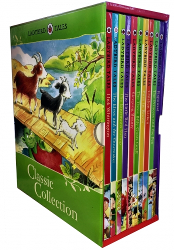 Ladybird Tales Classic Collection - 9780241310038, 978-0241310038