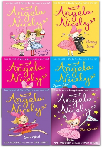 Angela Nicely Children Collection 6 Books - 9781847157027, 978-1847157027