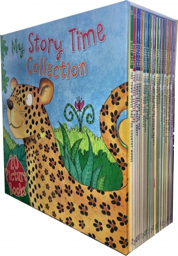 My Story Time Collection 20 Picture Books - 9781786172693, 978-1786172693