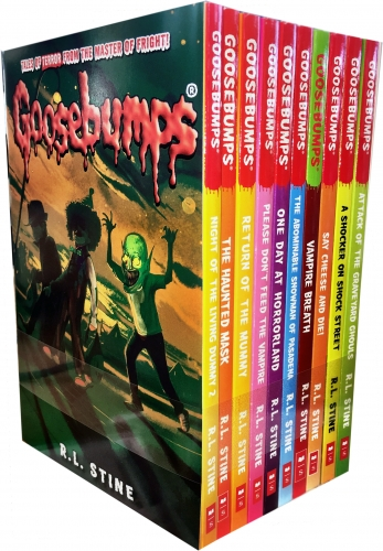 Goosebumps Horrorland Book