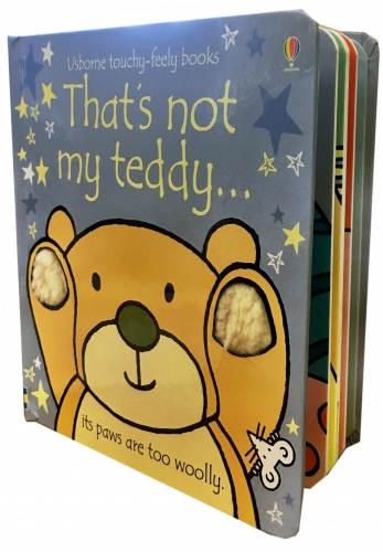 Thats Not My Teddy - 9780746085172, 978-0746085172