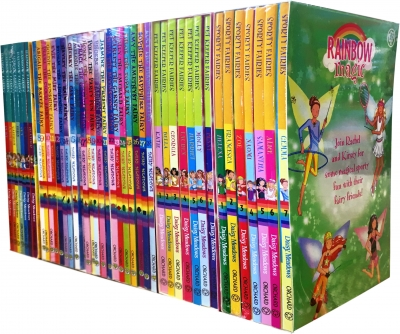 Rainbow Magic Series Collection 42 Books - 9789526513492, 978-9526513492