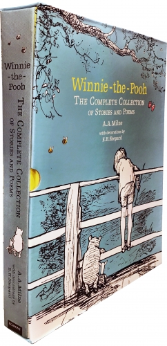 Winnie The Pooh The Complete Childrens Collection Of Stories And Poems Gift Set by A. A. Milne