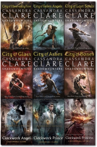 Cassandra Clare Mortal Instruments & Infernal Devices Collection - 9788729104735, 978-8729104735