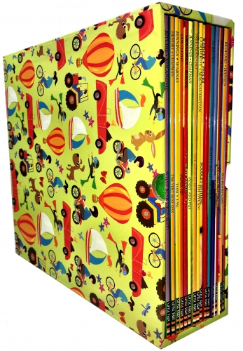 My Big Box of Busy Stories Collection 15 Books - 9781848698116, 978-1848698116