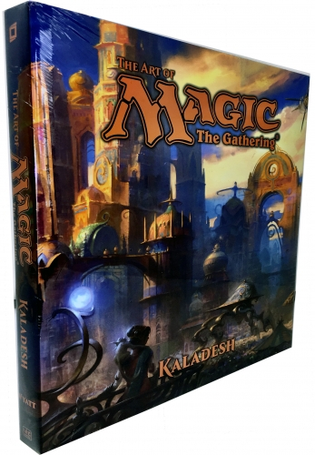 The Art of Magic The Gathering Kaladesh by James Wyatt - 9781421590509, 978-1421590509