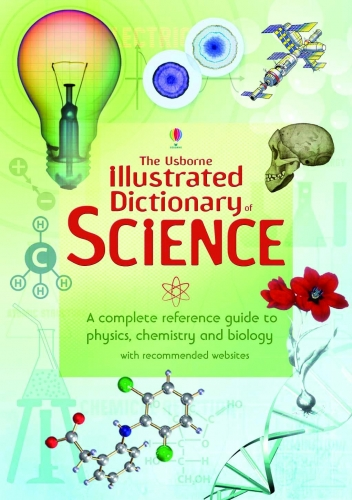 Usborne Illustrated Dictionary of Science a Reference Guide to Physics Chemistry and Biology by Corinne Stockley, Chris Oxlade and Jane Wertheim