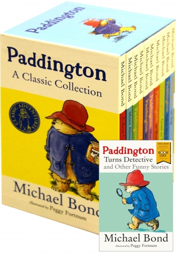 Paddington Bear Collection 11 Books Set by Michael Bond by Michael Bond