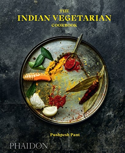 The Indian Vegetarian Cookbook by Pushpesh Pant