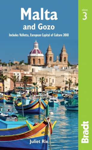 Malta and Gozo Showing You Around by Juliet Rix