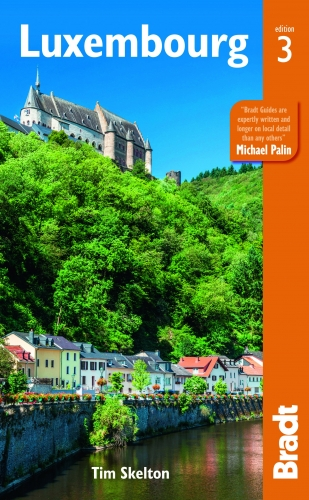 Luxembourg Bradt Travel Guide by Tim Skelton