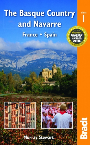 The Basque Country and Navarre: France . Spain (Bradt Travel Guide) - 9781841624822 by Murray Stewart