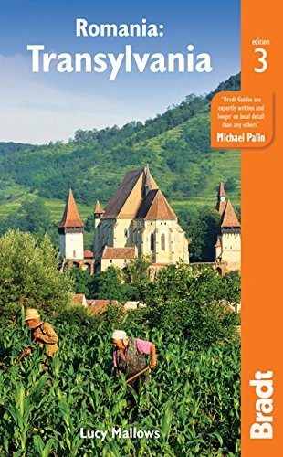 Transylvania (Bradt Travel Guides) - 9781784770532 by Lucy Mallows, Paul Brummell