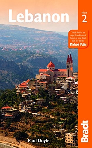 Lebanon Bradt Travel Guide -9781841625584 by Paul Doyle