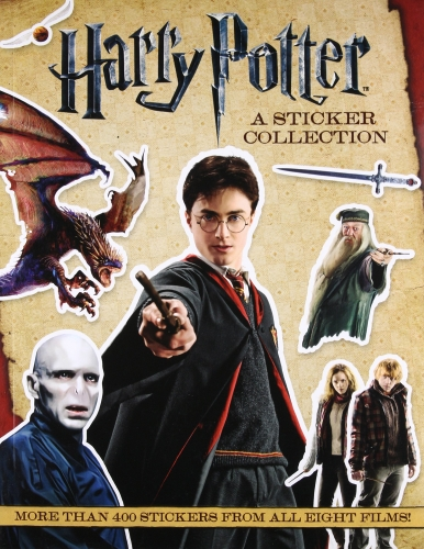 Harry Potter: A Sticker Collection by