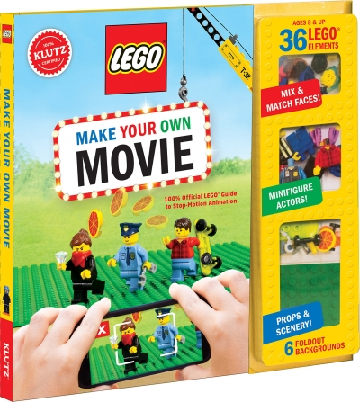 LEGO Make Your Own Movie (Klutz) By Pat Murphy by Pat Murphy