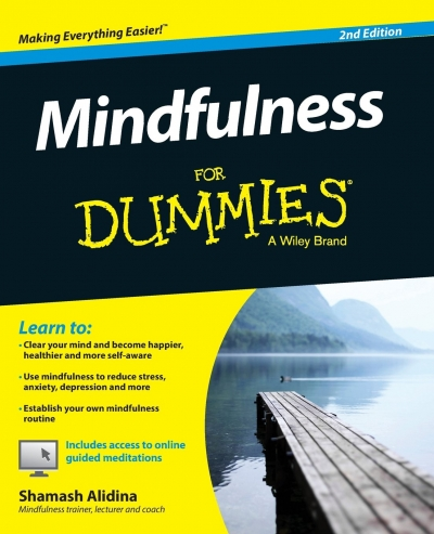 Mindfulness For Dummies (For Dummies Series) by Shamash Alidina