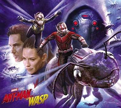 Marvels Ant Man and the Wasp The Art of the Movie by Eleni Roussos