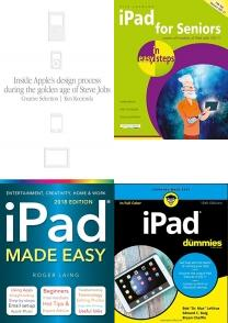 Creative Selection: Inside Apple's Design Process During the Golde, iPad for Seniors in easy steps, 7th Edition, iPad Made Easy (2018 Edition), iPad For Dummies (For Dummies (Computer/Tech)), Logic Pro X 10.4 - Apple Pro Training Series: Professional Music P, macOS High Sierra For Dummies, MacBook in easy steps, 6th Edition - covers macOS High Sierra, Mac OS Applications Books, Macintosh, Mac OS Apps, Mac OS, Mac OS Books, Computing & Internet, Computing, Computing Books, Programming