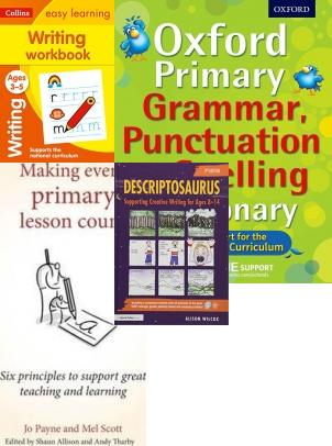 Primary School Textbooks, Oxford Primary Grammar, Literacy, The Huge Bag of Worries, Phonics, Reading & Writing, Test Preparation, Elementary Education,  Primary School, Early Learning, Descriptosaurus, Oxford Primary Grammar, Punctuation and Spelling Dictionary (Oxford Dictionary) 5.99 Making every primary lesson count,