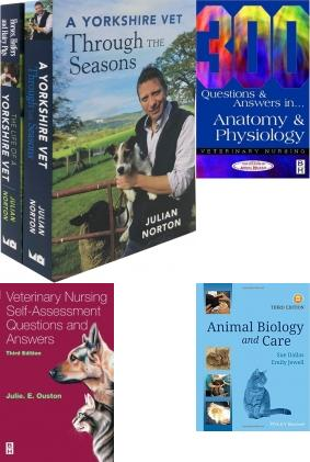 Veterinary Science Books, A Yorkshire Vet, Practical Beekeeping, Agriculture, Functional Anatomy, Horses, Farming, Physiology, Animal Biology and Care, Nature, Anatomy, Veterinary Nursing Self Assessment