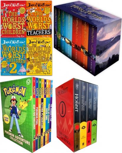 children books, black friday, book deals, christmas gifts set, Wimpy Kids, Phillip pullman, his dark material, world worst teacher, julia donaldson, tom gates, harry potter, dog man, wheres wally, treehouse, pokemon, middle school, alex rider, that not my, david walliams, worst witch, enid blyton, famous five, secret seven, ultimate football, dr seuss, little miss, mr men, heros of olympus, percy jackson, lego klutz, lego chain reaction, lego dk, peppa pig, peter rabbit, spot the dog