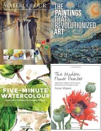 Painting Books, Painting, The Goldfinch Painting, Watercolour, Techniques, Magic Painting Book, Crafts, Acrylics, Beginners, Botanical Painting, Revolutionized Art