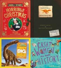 History Books for 7-11 Year Olds, History Books, Stoneage Books, Stoneage, History, Horrible Histories, Educational Books, Dinosaurs, Titanic, World War II, World War Books