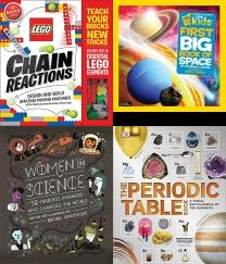 Science & Nature for 7-11 Year Olds, Science & Nature Books, Science Books For Kids, Nature Books For Kids, Science, Nature, National Geographic, Space, Astronomy, Periodic Table, Physics, Biology, Chemistry