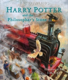 Harry Potter and the Philosophers Stone: Illustrated Edition Photo