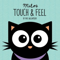 Milo Touch And Feel Book Photo