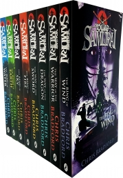 Chris Bradford Young Samurai Series Collection 8 Books Set by Chris Bradford