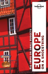 Lonely Planet Europe on a shoestring (Travel Guide) Photo