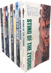 BBC Doctor Who Series Collection 10 Books Set Photo
