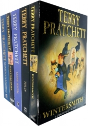 Discworld Novel Series 7 Terry Pratchett Collection 5 Books Set (Book 31-35) Photo