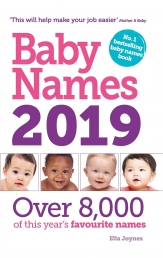 Baby Names 2019: Over 8,000 of this year's favourite names Photo