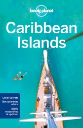 Lonely Planet Caribbean Islands Travel Guide by Various