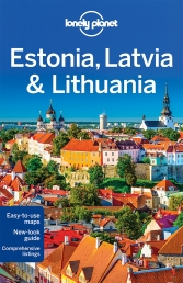 Lonely Planet Estonia, Latvia & Lithuania (Travel Guide) Photo
