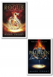 The Paladin Prophecy Series Collection 2 Books Set (The Paladin Prophecy, Rogue) by Mark Frost