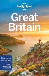 Lonely Planet Great Britain Travel Guide Photo