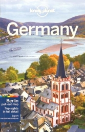 Lonely Planet Germany Travel Guide by Various