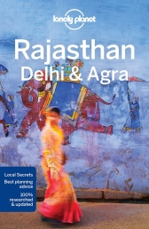 Lonely Planet Rajasthan, Delhi & Agra (Travel Guide) Photo