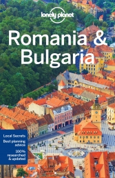 Lonely Planet Romania and Bulgaria - Travel Guide Photo