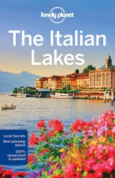 Lonely Planet The Italian Lakes Travel Guide Photo