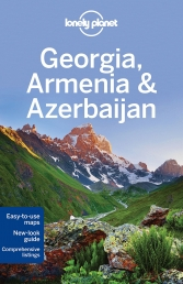 Lonely Planet Georgia, Armenia & Azerbaijan (Travel Guide) Photo