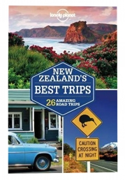 Lonely Planet New Zealands Best Trips (Travel Guide) Photo