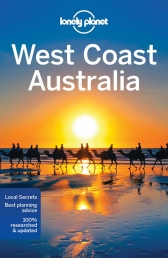 Lonely Planet West Coast Australia - Travel Guide Photo