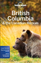 Lonely Planet British Columbia and the Canadian Rockies Travel Guide Photo