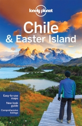 Lonely Planet Chile & Easter Island (Travel Guide) Photo