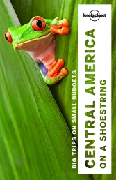 Lonely Planet Central America on a shoestring (Travel Guide) Photo
